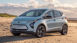 Chevrolet amplía su gama de vehículos eléctricos
