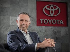 Guillermo Díaz, nuevo vicepresidente de operaciones de Toyota Motor Sales de México