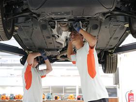 Escuela de Aprendices, la cantera de la industria automotriz