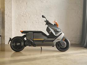 El nuevo BMW CE 04