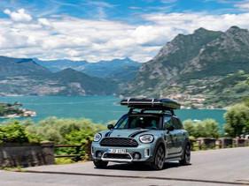Explorando el norte de Italia en el MINI Cooper S Countryman ALL4