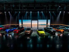 """Gama de vehículos de la """"A a la Z"""" de Nissan"""