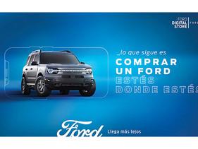 ¿Comprar un auto 100% en línea? Ahora con Ford es posible
