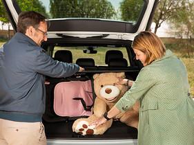 Cuatro días para poner a tus hijos en el auto