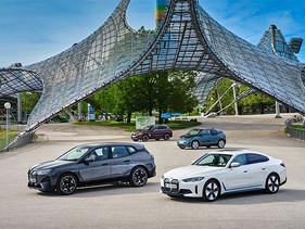 BMW i4 lleva a la movilidad eléctrica