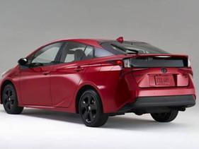 Toyota Norteamérica celebra el vigésimo aniversario de Prius con una edición especial
