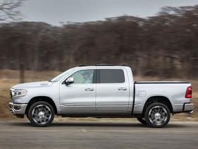 Ram 1500, primera pickup que logra el Top Safety Pick+ del IIHS