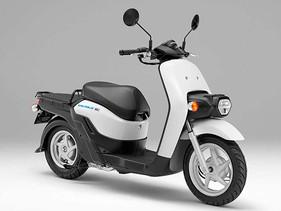"""Honda planea vender los scooters eléctricos """"BENLYe: Serie"""""""