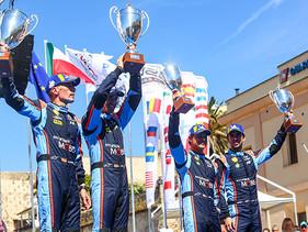 Dani Sordo conquista el Rally de Italia y Hyundai logra el 1-3