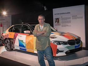 BMW comparte el placer de conducir con Gallery Weekend CDMX 2019