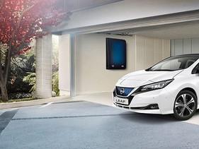 Nissan impulsa la transición hacia un modelo energético más sostenible