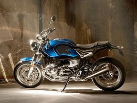 La nueva BMW R nineT/5