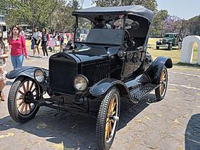 Ford T, de Detroit para México y el mundo