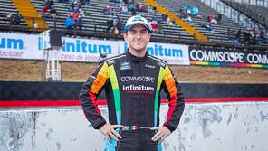Rodrigo Rejón correrá este fin de semana en Querétaro