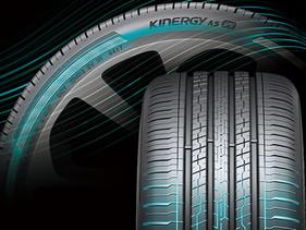 Hankook Tire recibe premio internacional por nueva llanta para autos eléctricos