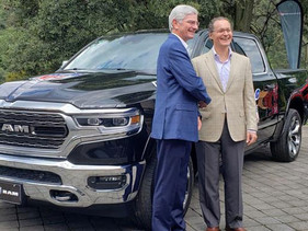 """Dodge y Ram son el """"Auto Oficial"""" y la """"Pickup Oficial"""" de la NFL para la temporada 2019"""