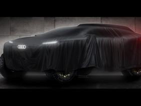 Camino a Dakar: Audi electrifica el desierto