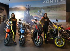 Motocicletas ZONTES cumple un año en México