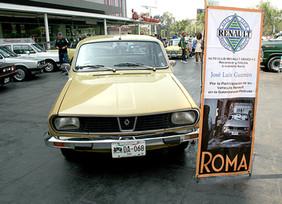 Se desborda la pasión por los autos clásicos Tlalne con el club Ruta 66
