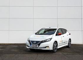 Nissan participa en proyecto para convertir la movilidad autónoma en una realidad