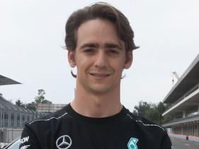 Esteban Gutiérrez: piloto de desarrollo para Mercedes-AMG F1