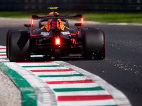 Puntos para Honda en el GP de F1 en Italia