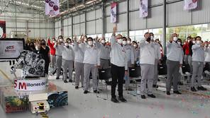 Nissan celebra 60 años en México