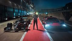 """Campaña """"After work"""" con Lewis Hamilton y Project ONE."""