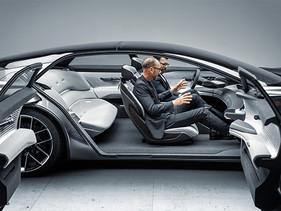 Audi en el IAA Mobility 2021 de Múnich