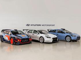 """Marca """"N"""", la división que impulsa a Hyundai en el automovilismo"""
