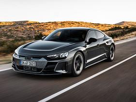 Audi e-tron GT, la electromovilidad premium