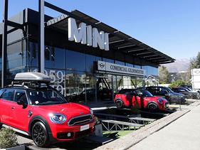 MINI inaugura el Showroom más grande de Latinoamérica en Chile.