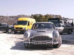 Licencia para entregar, DHL al servicio de la 25ª película de James Bond