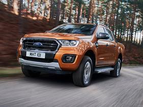Ford Ranger Wildtrak 2021,  nacida para lo implacable