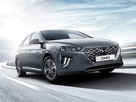 Hyundai Ioniq 2020, con mayor equipamiento y mejor diseño