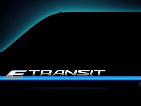 Mañana presentará Ford su E-Transit