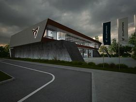 CUPRA se abre camino con una sede nueva para 2020