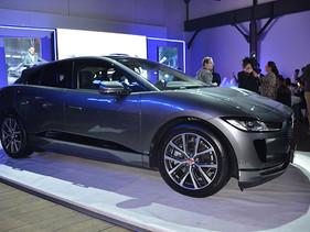 I-PACE, primer automóvil 100% eléctrico de Jaguar, en las calles de México