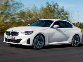 El totalmente nuevo BMW Serie 2 Coupé