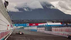 Nissan e.dams conquista podio en el segundo E-Prix de Puebla