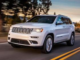 Jeep Grand Cherokee y Chrysler Pacificacomo los mejores en su clase
