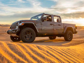 JeepGladiator Mojave 2020: la pickup  todoterreno extremo