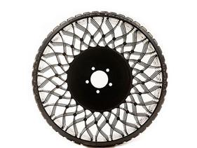 Goodyear fomenta tecnología de neumáticos sin aire