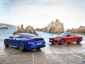 BMW lanza un cuarteto de nuevos autos deportivos de alto lujo