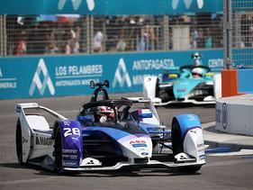 Factores clave del equipo BMW i Andretti Motorsport para el E-Prix