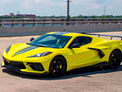 Edición especial Corvette Stingray 2022