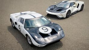 El Ford GT vuelve a sus orígenes