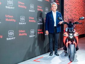 SEAT crea unidad de negocio para impulsar movilidad urbana