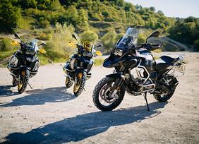 nuevas BMW R 1250 GS y BMW R 1250 GS Adventure.