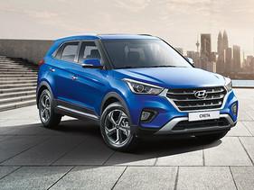 Hyundai Creta, vehículo favorito de la marca durante noviembre